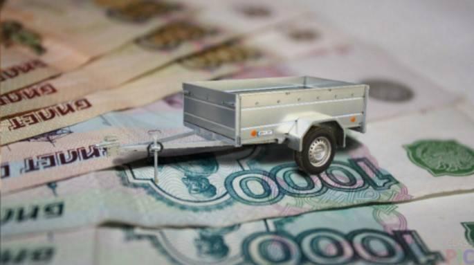 Налог на прицеп к легковому и грузовому автомобилю