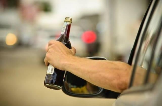Штраф за езду в пьяном виде в 2020 году