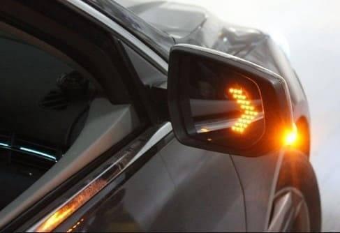 Штраф за езду без поворотников или невключеный указатель поворота