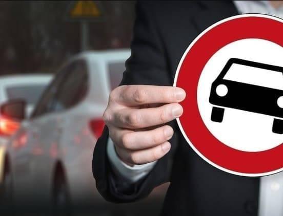 Как снять запрет или ограничения на регистрационные действия автомобиля?