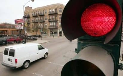 Штрафы за проезд на красный свет светофора в 2020 году
