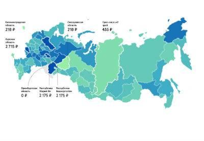 Где самый низкий транспортный налог в России в 2021 году