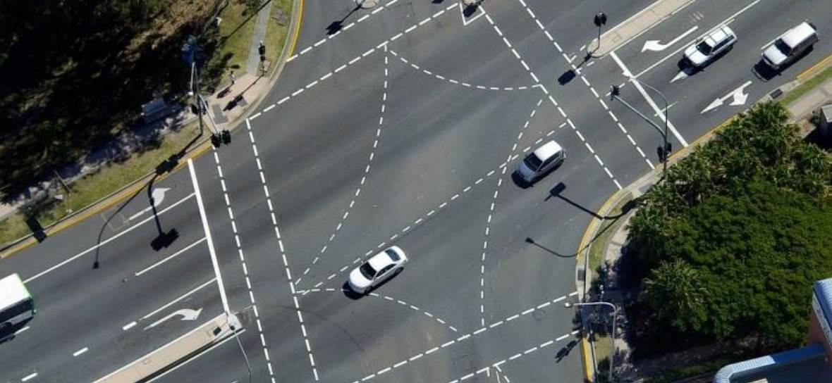 Разрешается ли обгон на перекрестках в 2020 году?