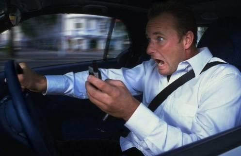 Штраф за телефон за рулем в 2020 году
