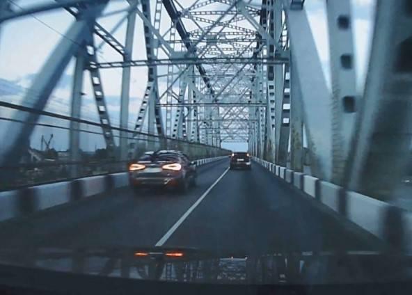 Штраф за обгон на мосту в 2021 году