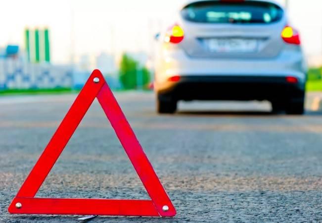 Штраф за невыставленный знак аварийный знак