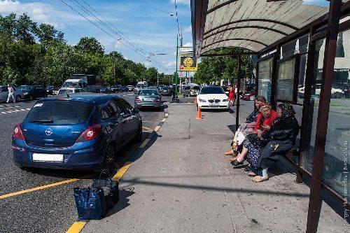 Штраф за остановку и стоянку на автобусной остановке в 2020 году