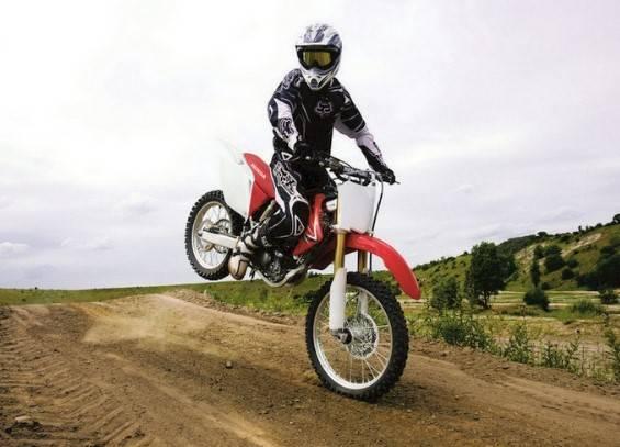 Нужны ли водительские права на кроссовый мотоцикл?