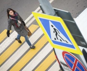 Как правильно пропускать пешеходов на пешеходном переходе в 2021 году